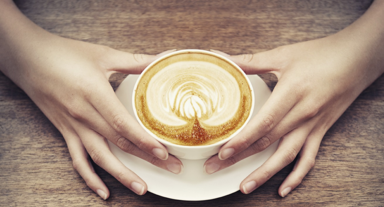 You may have some time between your written test and your speaking test... relax and grab a coffee!