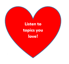 IELTS Success - Listen to topics you love
