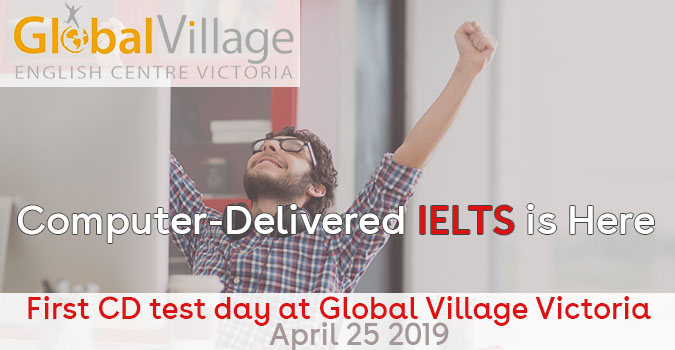 Computer-Delivered IELTS Comes to Victoria!