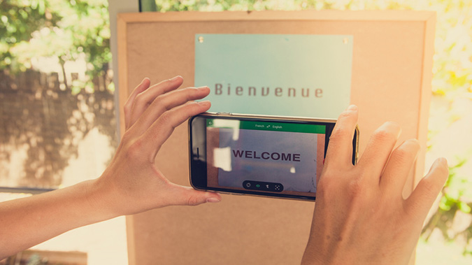 Translation App - Welcome